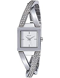 (CERTIFIED REFURBISHED) DKNY Analog Silver Dial Women's Watch - NY4814I