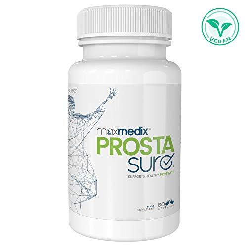 suplemento de próstata con cúrcuma de