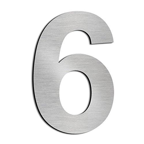 Hausnummer Gewicht