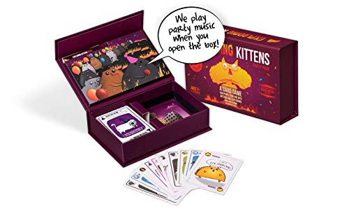 Exploding Kittens Party Pack - Play with up to 10 Players!