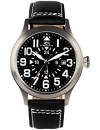 Hindenberg 240_H-schwarz-U - Reloj