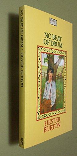 No beat of drum