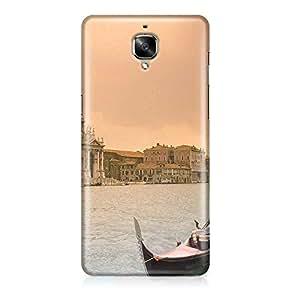Hamee Designer Printed Hard Back Case Cover for OnePlus 3 Design 2074