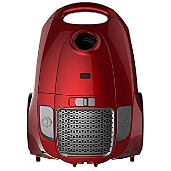 American Micronic AMI-VCC-1600WDx-1600 Watts Imported HEPA Vacuum Cleaner (Red)