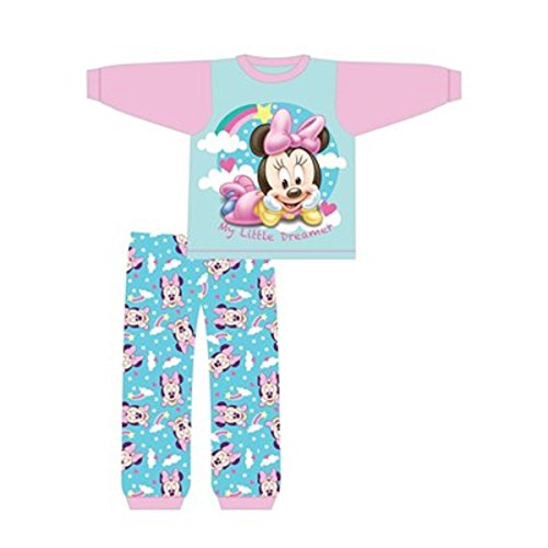 DISNEY, MINNIE MOUSE - Pijamas Enteros - para bebé niña