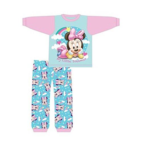 DISNEY, MINNIE MOUSE - Pijamas Enteros - para bebé niña