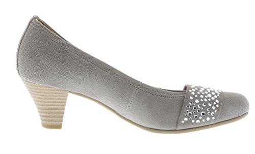 Gabor65.482-17 - Scarpe chiuse Donna Grau