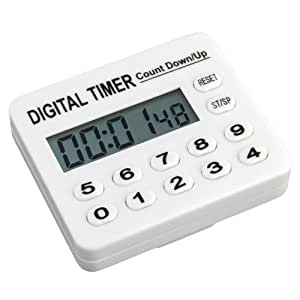 Home Kitchen Cooking Digital Count Down Up Timer Alarm
