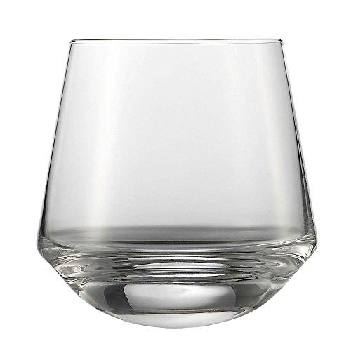 Schott Zwiesel BAR Special 6-teiliges Glasset Dancing Tumbler, Tritan Kristalglas, Transparente, 9.6 cm, 6 Bar Tumbler