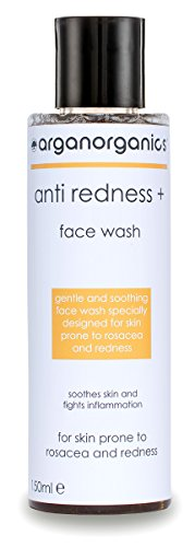 Rosazea Gesichtswäsche – Gesichtsreiniger gegen Rötungen (150ml)