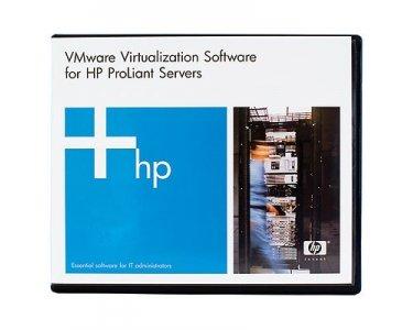 Hewlett Packard Enterprise Hewlett Packard Enterprise VMware vSphere Essentials Plus Kit 6Processor 1YR Software-Virtualisierung