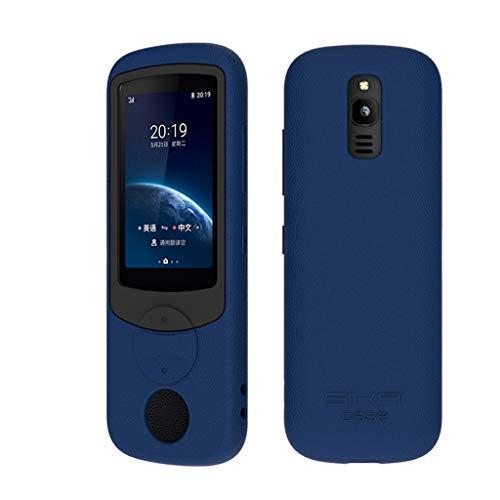 jiulonerst-Portable stoßfeste weiche Silikon-Schutzhülle für Easy Trans 3.0 Smart Voice Sprachübersetzer Gerät D D