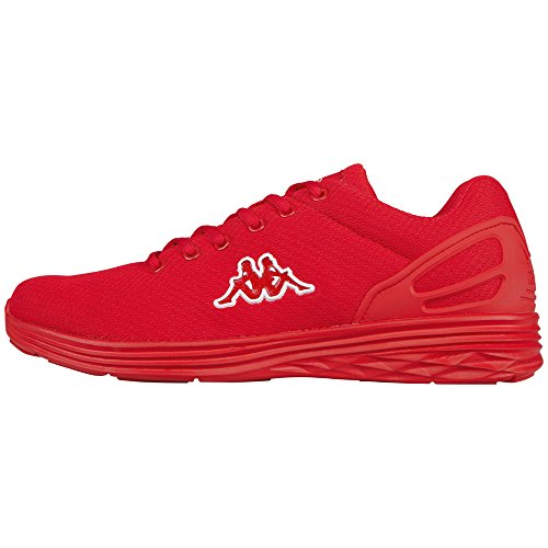 Kappa Unisex-Erwachsene Trust Low-Top Rot (2020 red)