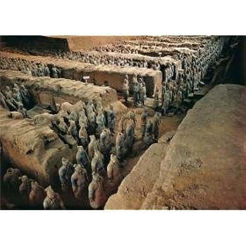 1000 MINI PIECE PUZZLE - MUSEUM OF TERRA COTTA -MINI PUZZLE by Tomax