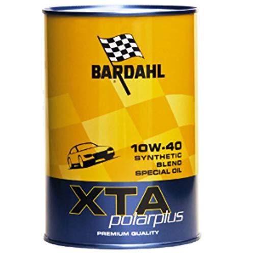 1 LITRO DI OLIO MOTORE ORIGINALE BARDAHL 10W40 XTA 305040