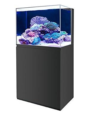 Aquarium Boyu eau de mer/eau douce NEUF 150 litres NOIR