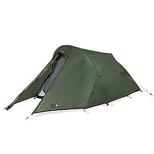 tera nova voyager 2 man mountain trekking tent green