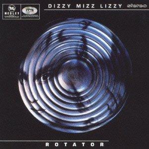 Dizzy Mizz Lizzy - Rotator +Bonus [Japan LTD CD] TOCP-54394