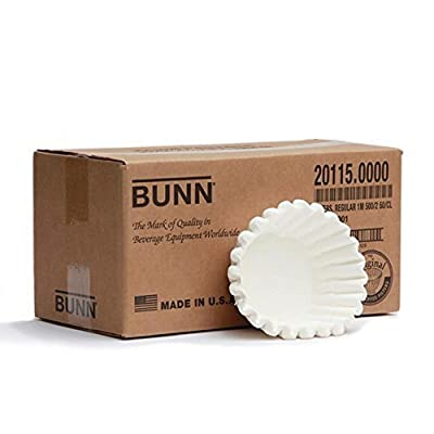 500 - Original Bunn Commercial Coffee Filter Papers - 20115.0000