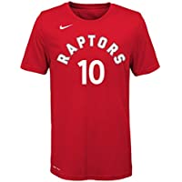 Nike NBA Toronto Raptors Demar DeRozan 10 2017 2018 Icon Edition Jersey Official Name & Number
