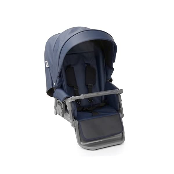 BabyStyle Prestige 2 Fabric Pack - Marlin Babystyle Multi position, Lie-Flat Seat Unit Ventilated Pram Body Compatible with any BabyStyle Prestige 2 Chassis (Sold separately) 2