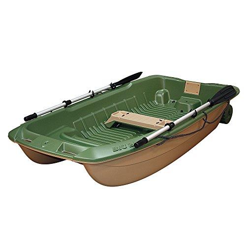 Bic Sportyak 245 - Barca, verde, 2.45m