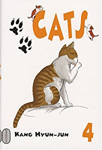 Cats Edition simple Tome 4