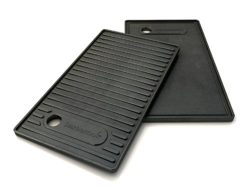Barbecook 2230232442 contact plate utensili per barbecue, nero