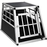 Hengda Transportín Portátil Caja de Transporte Perrera para ...
