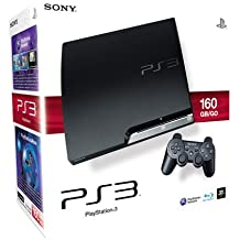 Play Station 3 - Consola 160 Gb