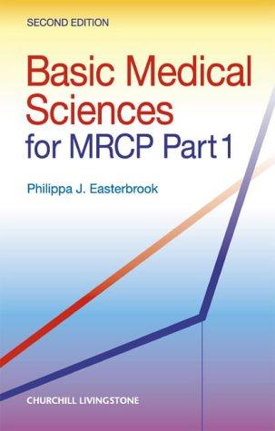 Basic Medical Sciences for MRCP Part 1: Pt. 1 (MRCP Study Guides)
