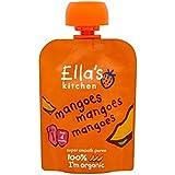 Cuisine Mangues Mangues Les Mangues D'Ella De La Scène 1 De 4 Mois 70G - Lot De 2