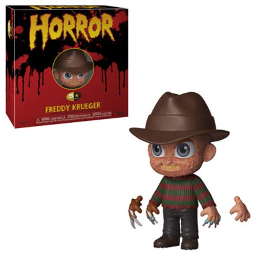 Funko - 5 Star Color Horror Color Freddy Krueger,, 34010