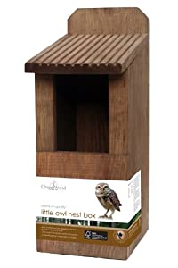 Chapelwood Little Owl Nest Box from Chapelwood