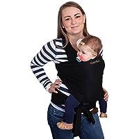 Porte bébé CuddleBug - Écharpe de portage grise pour bébé - Livraison  gratuite - Taille Unique d954d8e1e04