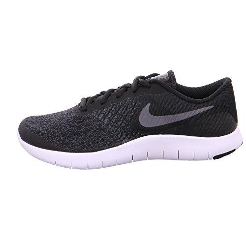 Nike Flex Contact Gs, Scarpe Indoor Multisport Bambino Black Drk Gry Anthracite White