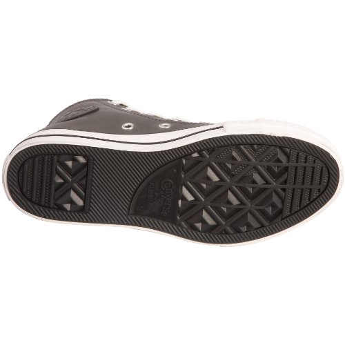 Converse , Unisex-Kinder Sneakers Charcoal