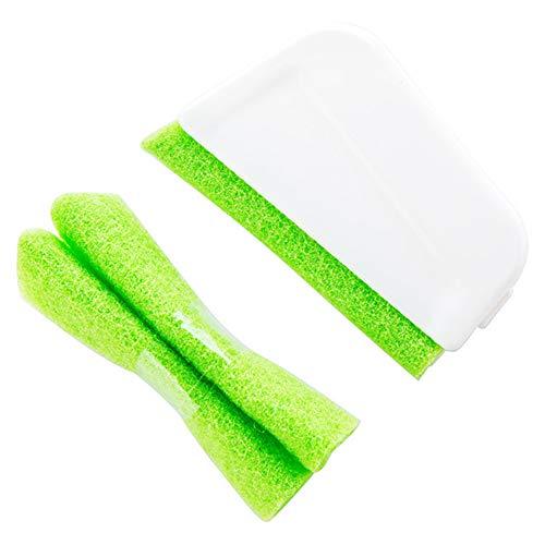 TINGTING Fugen-Fliesenbürste Kleine schmale steife Borstenfugen-Reinigungsbürste - Entfernen Sie Schmutz und Schmutz aus den Zwischenräumen zwischen den Fliesen