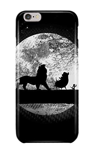 Case Me Up Handy Hülle für iPhone 6 6s Lion King Simba Mufasa Scar Timon Pumbaa Disney 19 Designs -