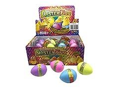 Idea Regalo - JustRean Toys - Uovo Magico con Pulcino e Uovo di Pasqua