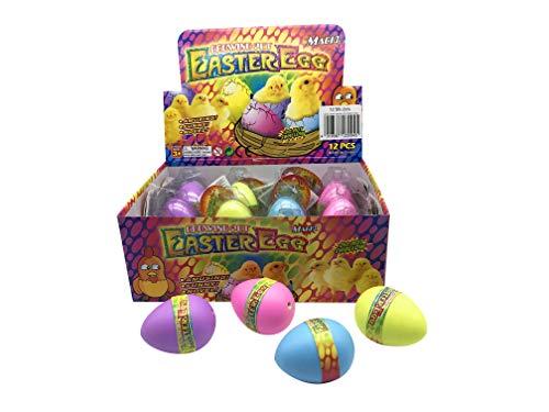 Sonstige Spielzeug-Artikel Ostern Osterei Gelb Spannung Spass Magisches Ei Küken