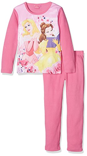 ma-Sets Princess Royal Outfit, Pink (Dark Pink), 5-6 Jahre (Dark Princess Disney)