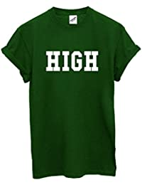 High College Baggy Style T Shirt