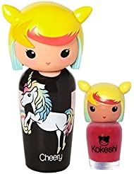 KOKESHI Jeremy Scott Cheery Coffret Vernis/Eau de Toilette 50 ml