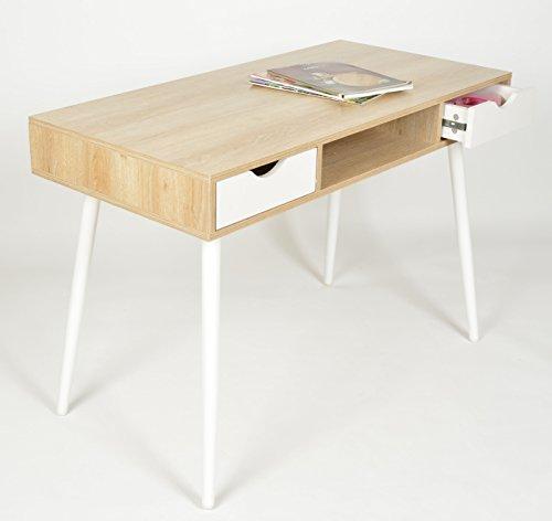 ts-ideen Tavolo Scrivania di Design da Ufficio Studio Tavolo da ...