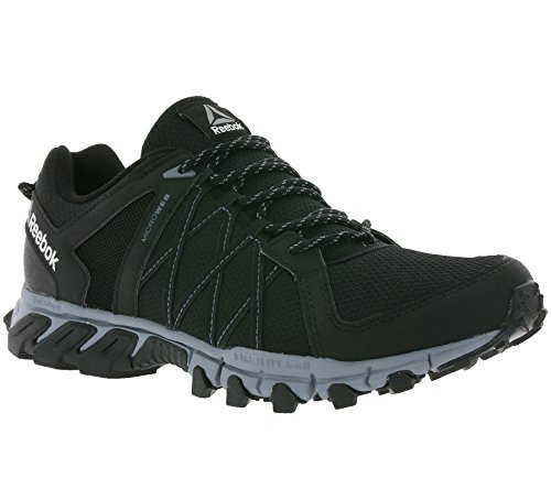 Reebok Trailgrip Rs 5.0, Sneaker a Collo Basso Uomo (Black/Asteroid Dust)