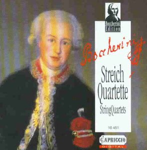 boccherini-string-quartets