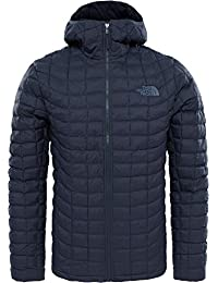 The North Face T9382AXYN. M Chaqueta con Capucha Thermoball, Hombre, Navy Mtt, M