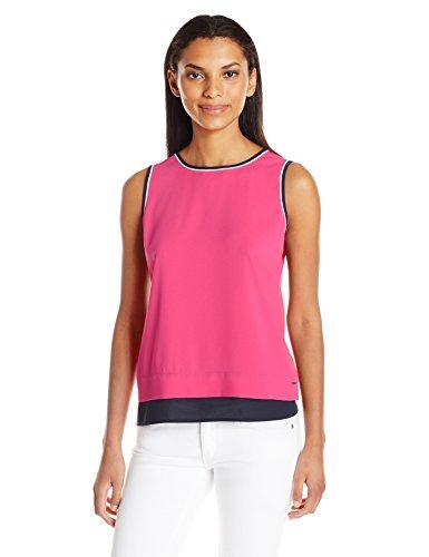 nautica-womens-sleeveless-flowy-top-with-back-placket-detail-sunset-pink-medium