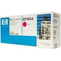 Tóner Cartucho de impresión magenta para HP Color LaserJet
